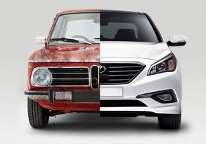 Repairing a vehicle vs Buying a new vehicle